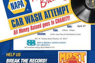 NAPA Car Wash 4/27
